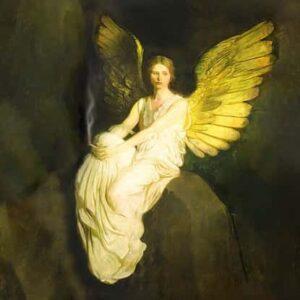 cómo comunicarse con los ángeles - visión religiosa de los ángeles