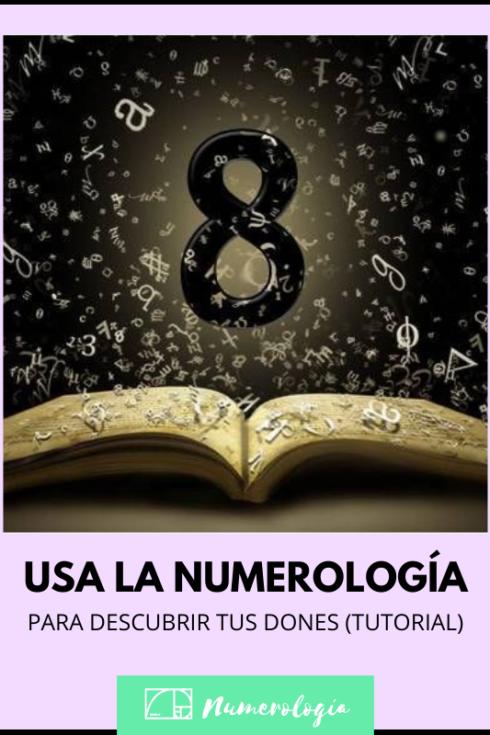 Conoce tus dones y talentos a través de la numerología