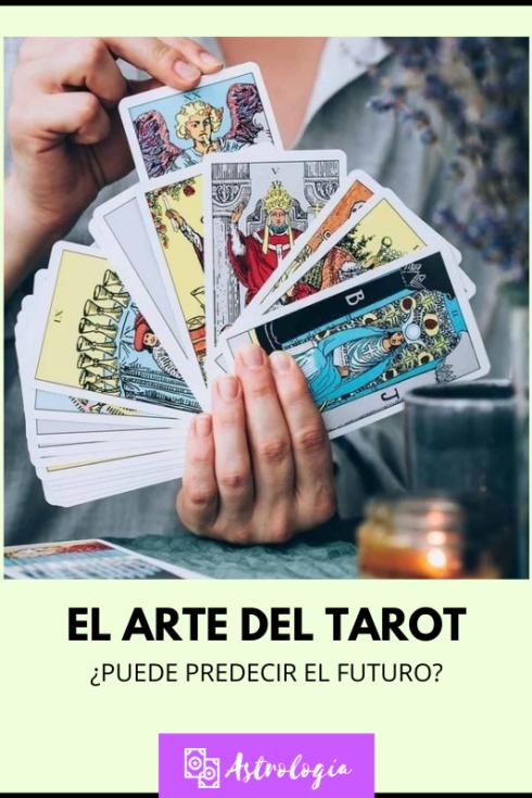 El arte de leer el tarot: mucho más que adivinar el futuro