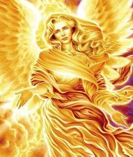 el arcangel de la belleza jofiel