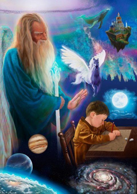 raziel arcángel de la sabiduría