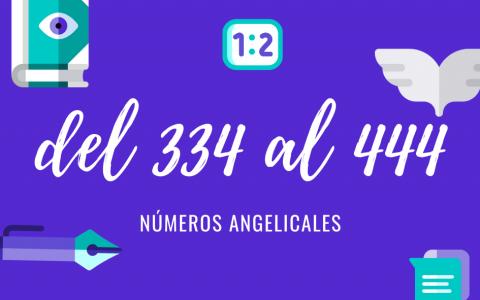 numerología angelical números angelicales