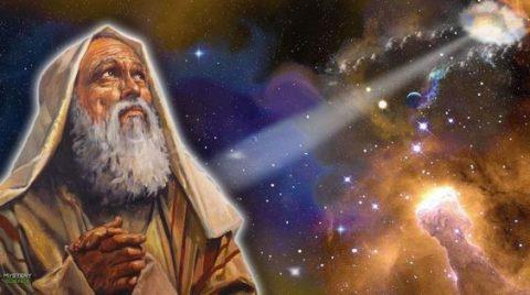 el profeta enoc antes de convertirse en metatron
