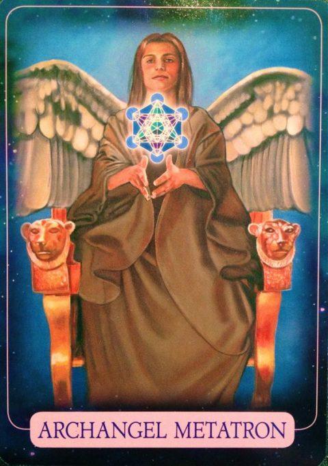 el arcangel metatron