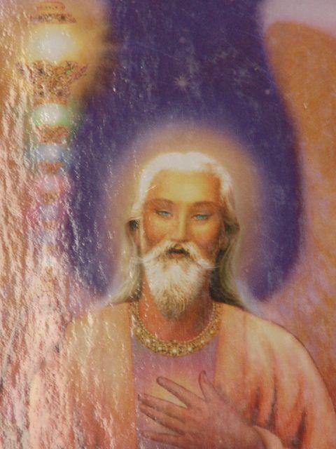 Raziel el arcángel de los misterios divinos