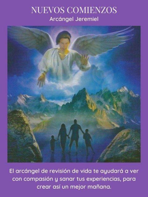 Jeremiel el arcángel de la misericordia