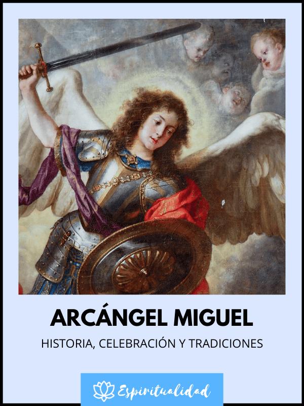 San Miguel arcángel Historia