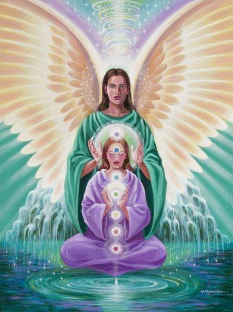 foto de arcangel rafael