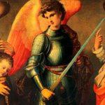 arcangel miguel rafael y gabriel