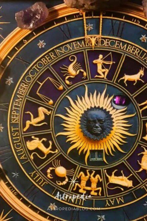 Cómo leer tu carta astral (guía paso a paso)