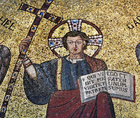 mosaico iglesia san michele ravenna