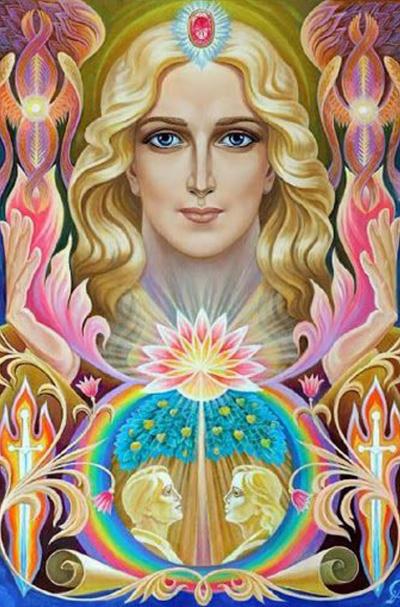 Arcángel Uriel para el amor