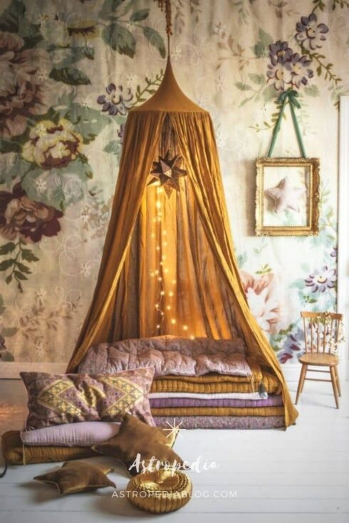 15 ideas para decorar un cuarto de meditación