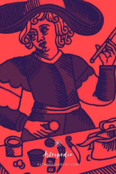 El Mago 💫 Tarot SIGNIFICADO en Amor, Salud y Dinero