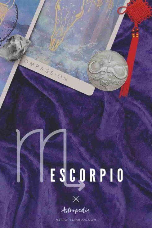 Horóscopo 2021: Pronósticos para Escorpio este año nuevo – dinero, amor y salud –