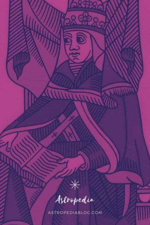 La Sacerdotisa II Tarot   Cómo Interpretarla Correctamente