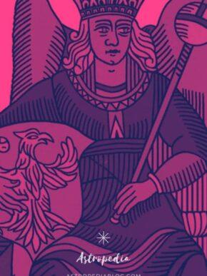 La Emperatriz Tarot de Marsella | Cómo interpretarla en una lectura