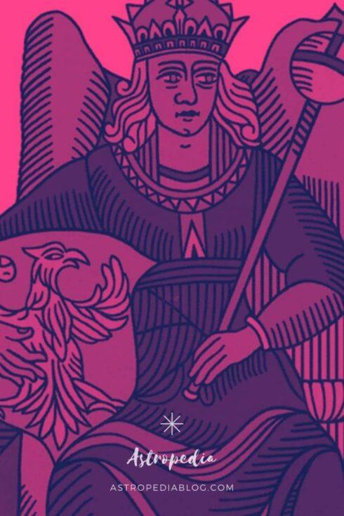 La Emperatriz Tarot de Marsella   Cómo interpretarla en una lectura
