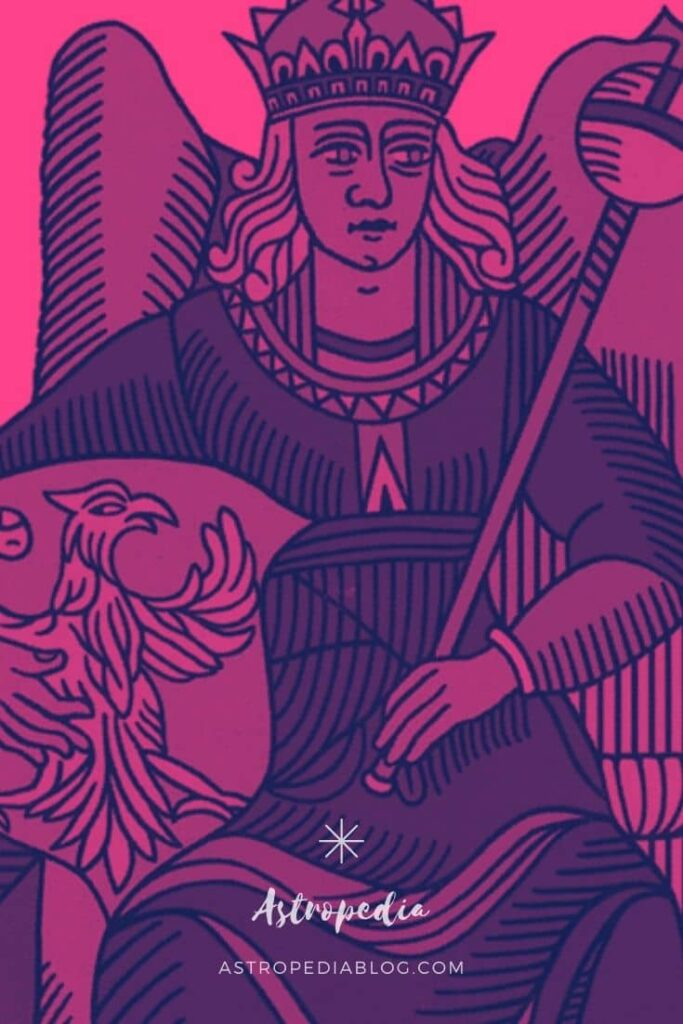 la emperatriz tarot