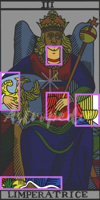 la emperatriz tarot significado