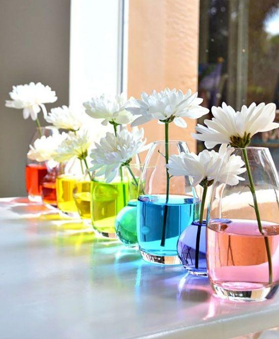 arreglo florar colorido pascua