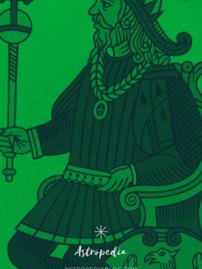 El Emperador Tarot | Cómo interpretarlo en una lectura [Amor, Dinero y Salud]