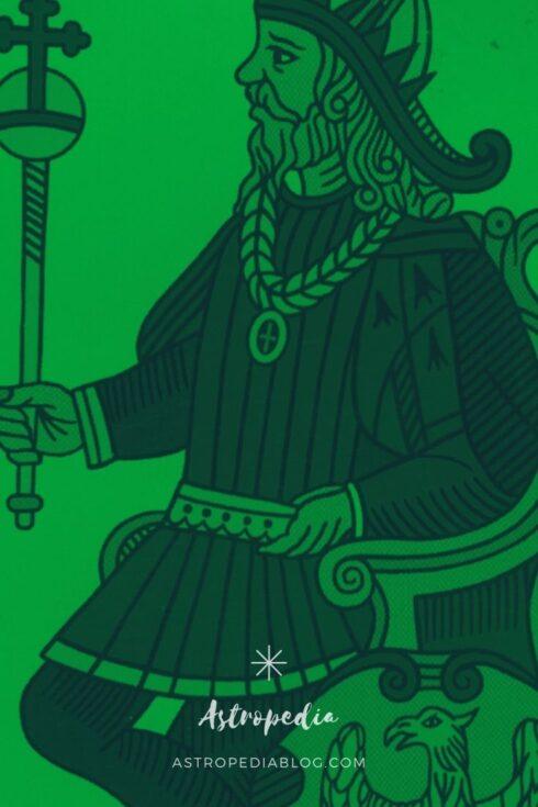 El Emperador Tarot   Cómo interpretarlo en una lectura [Amor, Dinero y Salud]