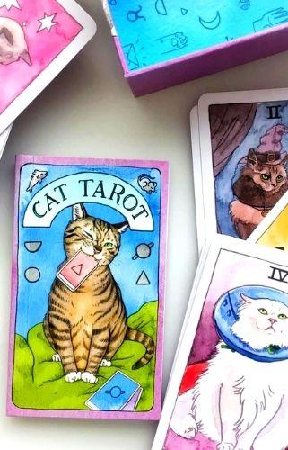 tarot de gatos