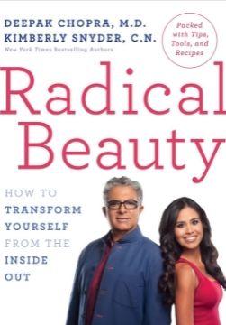 healing book radical beauty deepak chopra