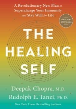 best healing books the healing self deepak chopra