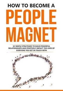 personal growth books how to become a people magnet