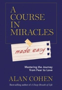 spirituality books a course in miracles made easy