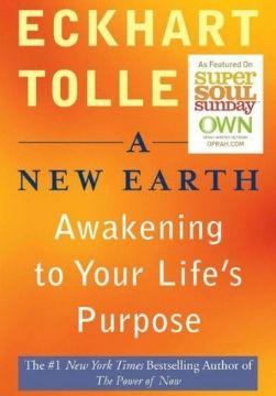 spirituality books a new earht eckhart tolle