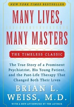 spirituality books many lives many masters brian weiss