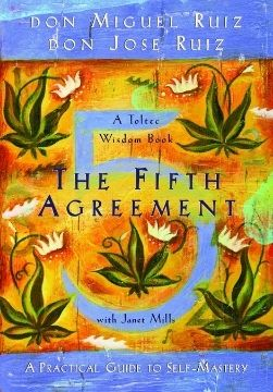 spirituality books the fifth agreement