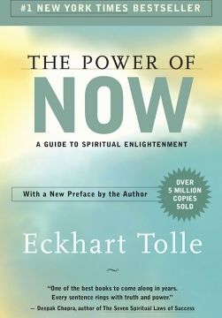 spirituality books the power of now eckhart tolle revieev