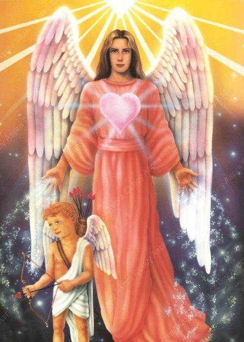 quien es el arcangel chamuel