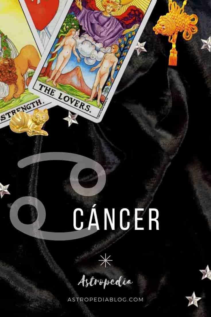 horóscopo 2022 cáncer